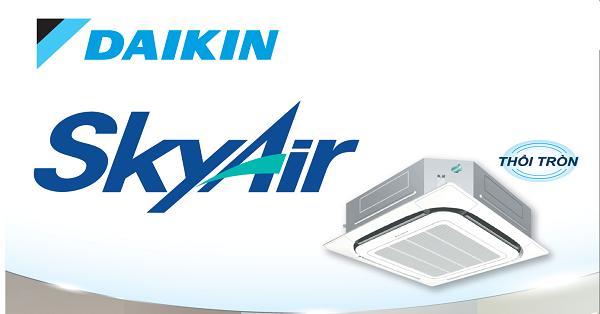 Máy lạnh Cassette âm trần Skyair