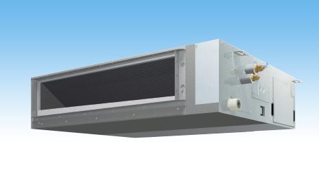 Những ưu điểm hoàn hảo khi sử dụng máy lạnh giấu trần nối ống gió. DAIKIN-FBFC