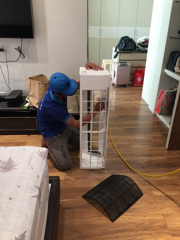 Lắp đặt máy lạnh tại nhà giá rẻ TP Hồ Chí Minh