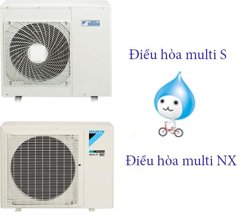 Máy lạnh Multil với nhiều ưu điểm nổi bật